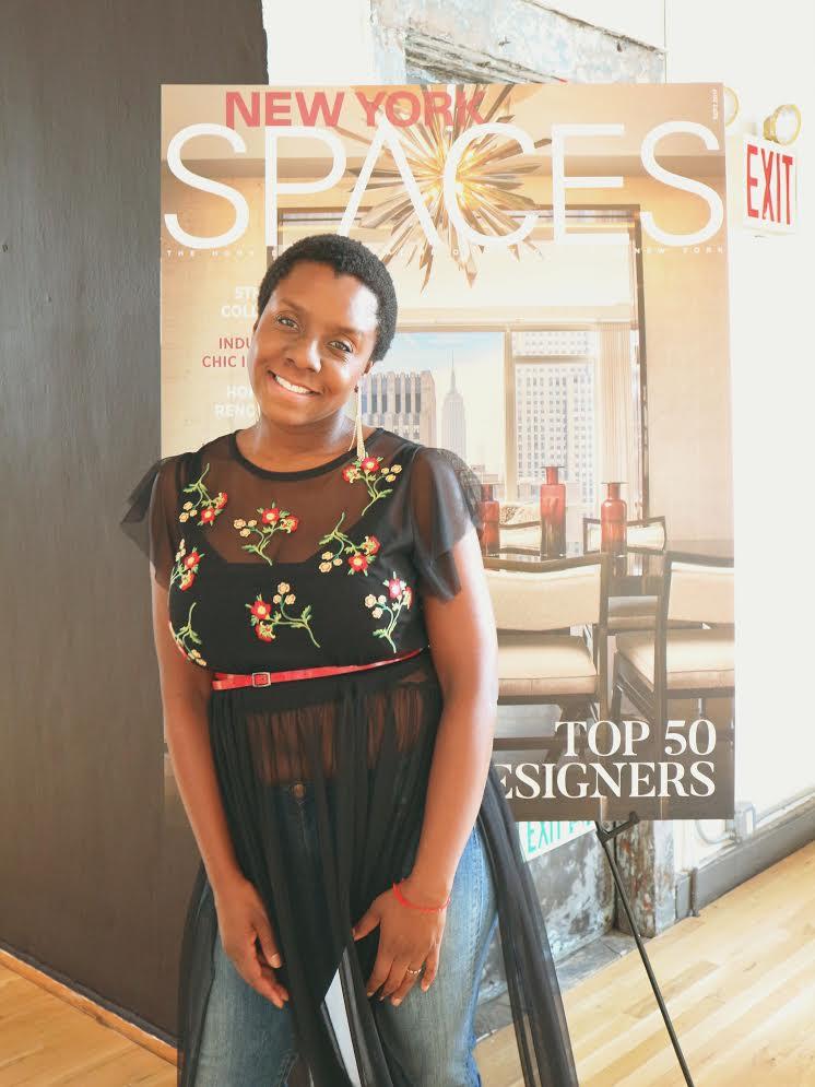 NY Spaces Celebrates Designers