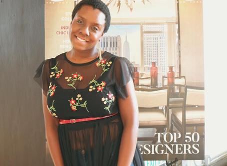 NY Spaces Magazine 50 top designers celebration