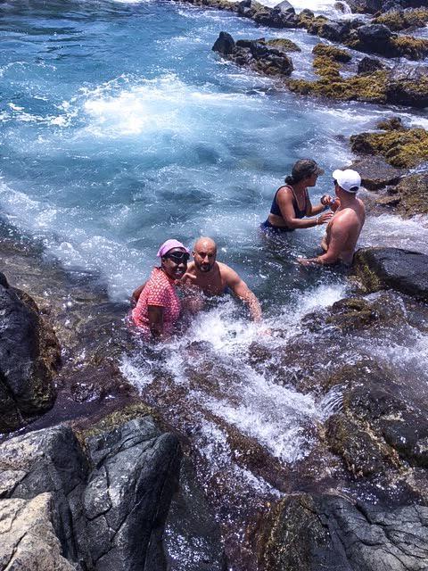 Cold Dip Natural Pool