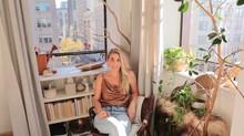 Lower Manhattan - Pre-War 800 square feet Apartment tour with Juliette