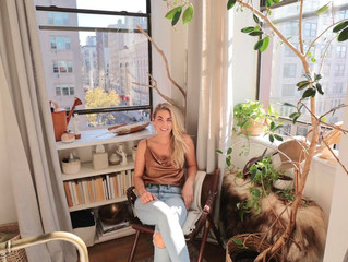 Lower Manhattan - Pre-War 800 square feet Apartment tour with Juliette