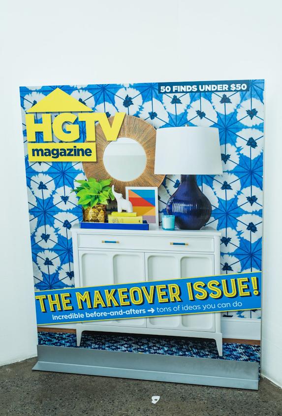 HGTV Cover Story