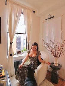 West Village Post-War Apartment Tour with Nikki Part 2 - 800 square feet