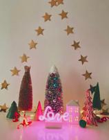 Boho Wonderland Themed Christmas Decor 2020