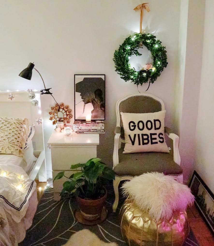 GOOD VIBES BEDROOM