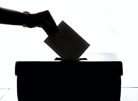 VOTE in DC starting Tuesday, Oct. 27