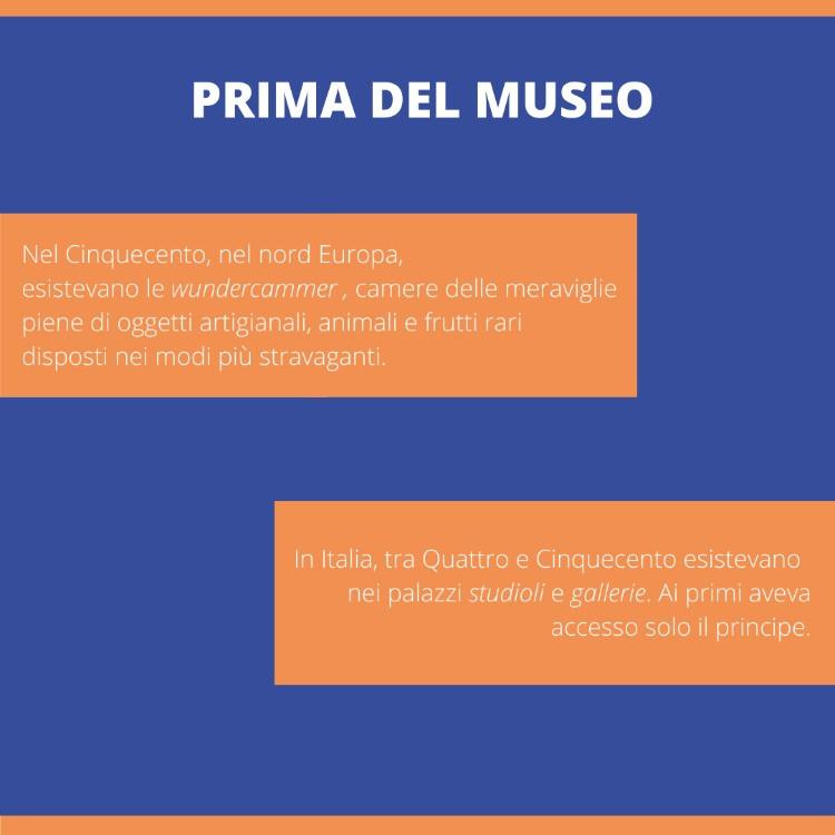 Prima del Museo
