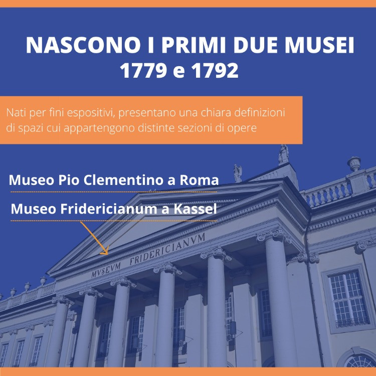Museo Pio Clementino e Museo Fridericianum