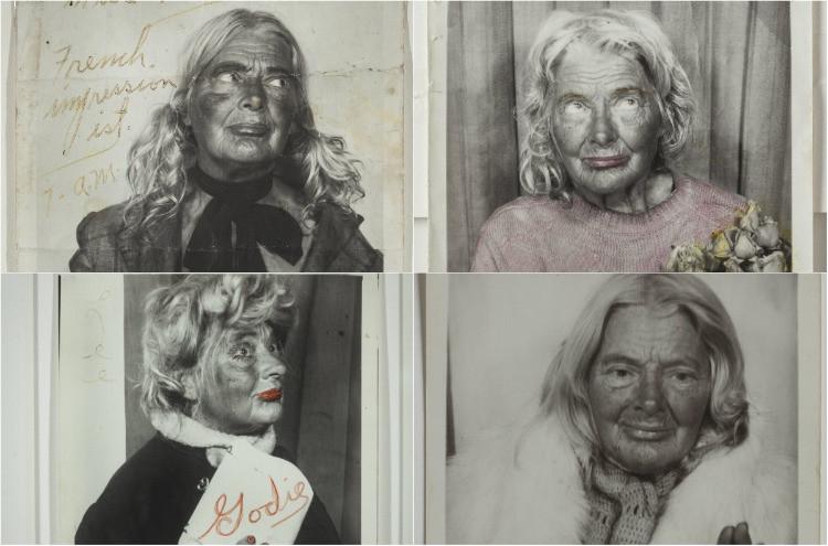 Le opere di Lee Godie, fanno ora parte della collezione dell'Art Institute of Chicago