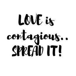 Love is Contagious Gift Box