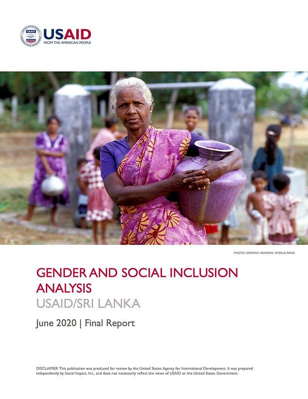 USAID Sri Lanka GESI Analysis_Final_06.2