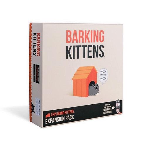 Barking Kittens - Exploding Kittens Expansion
