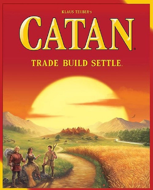 Catan - The Settlers