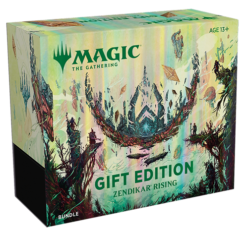 MTG Zendikar Rising Bundle Gift Edition