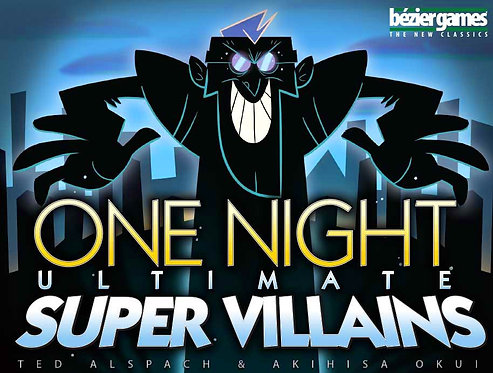 One Night Ultimate - Super Villains