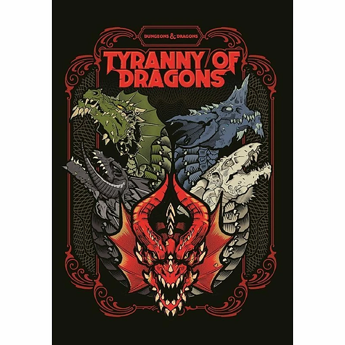 Dungeons and Dragons Tyranny of Dragons
