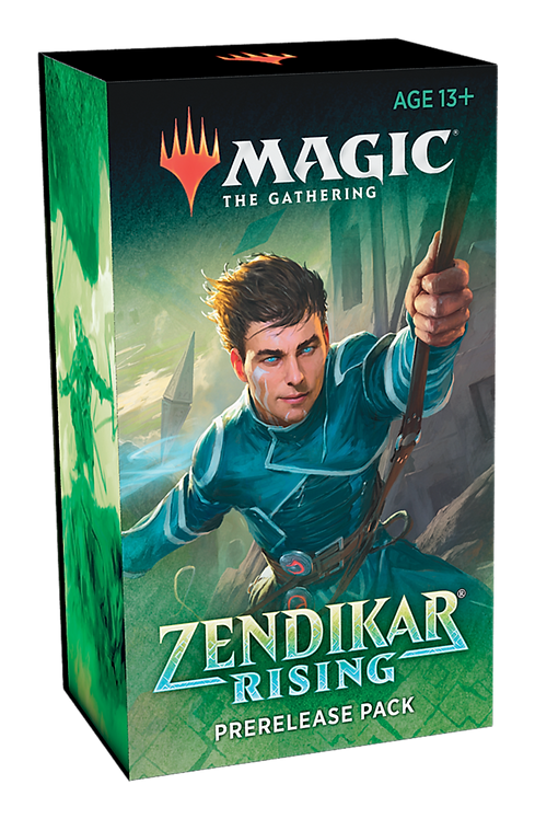 MTG Zendikar Rising Pre-release Pack