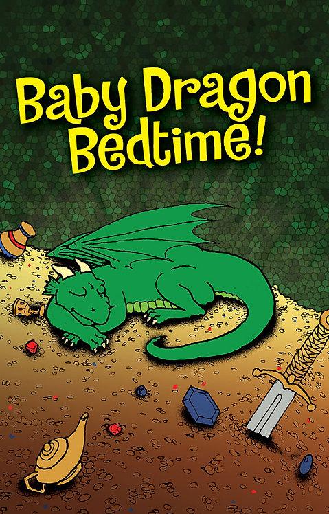 Baby Dragon Bedtime!