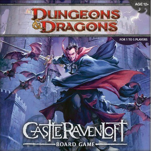 Dungeons and Dragons - Castle Ravenloft Board Game
