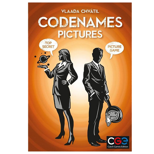 Code Names: Pictures