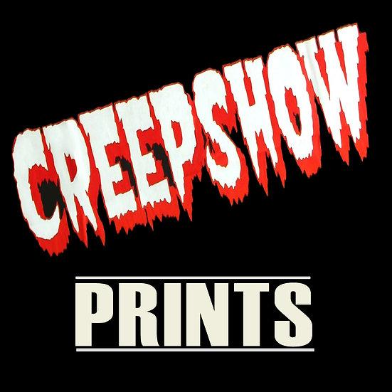 Creepshow Prints