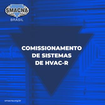 Comissionamento de sistemas de HVAC-R