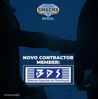 Novo Contractor Member - BDS Ar Condicionado