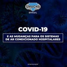 COVID 19 e as mudanças para os sistemas de ar condicionado hospitalares