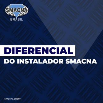Diferencial do instalador SMACNA