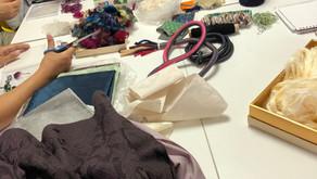 繊維素材を探求