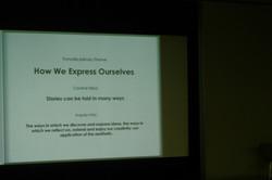 【実践事例2】How We Express Ourselves?
