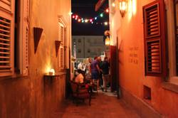Alley of Mundo Bizarro