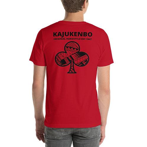 "Short-Sleeve Unisex T-Shirt Kaju Life ""Original Hardstyle"" series"