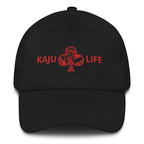 Hat Kaju Life red logo
