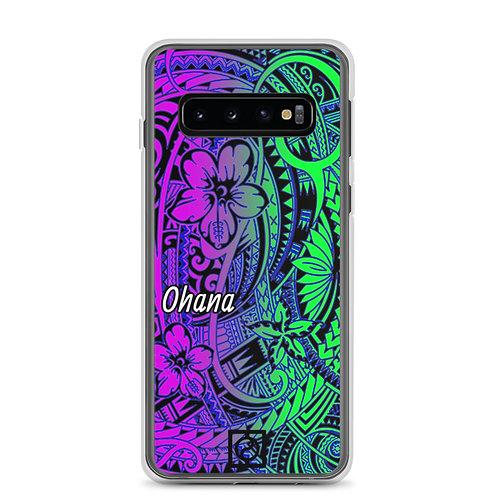 """Samsung Case Aloha series """"Ohana"""""""