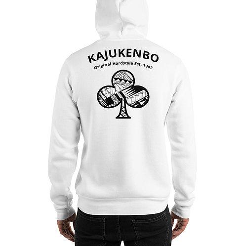 "Unisex Hoodie Kaju Life ""Original Hardstyle"" Series Black Logo"