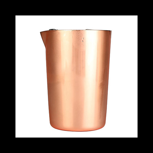 Copper Steel Stirring Cup 500ML