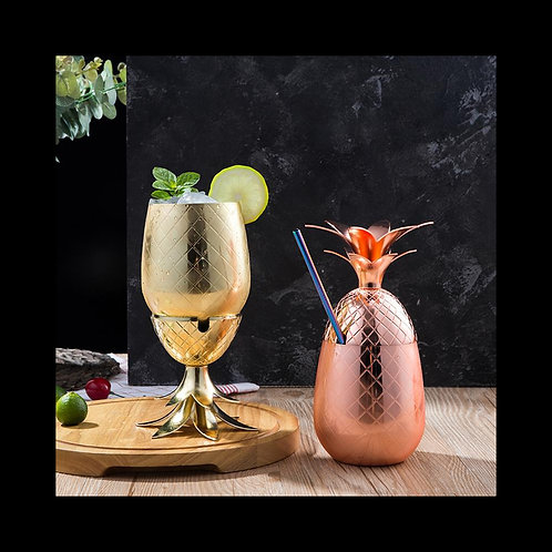 Pineapple Cocktail Cup