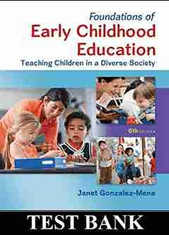 Foundations of Early Childhood Education 6th Edition Test Bank