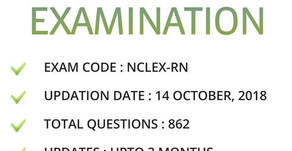 NCLEX RN ACTUAL EXAM TEST BANK OF REAL QUESTIONS & ANSWERS NCLEX 2018