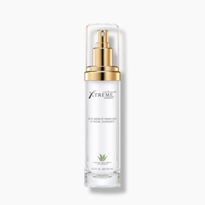 Eye Makeup Remover & Facial Cleanser 120 ml