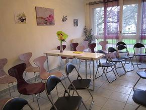 Grande salle meublée Ker Issuan
