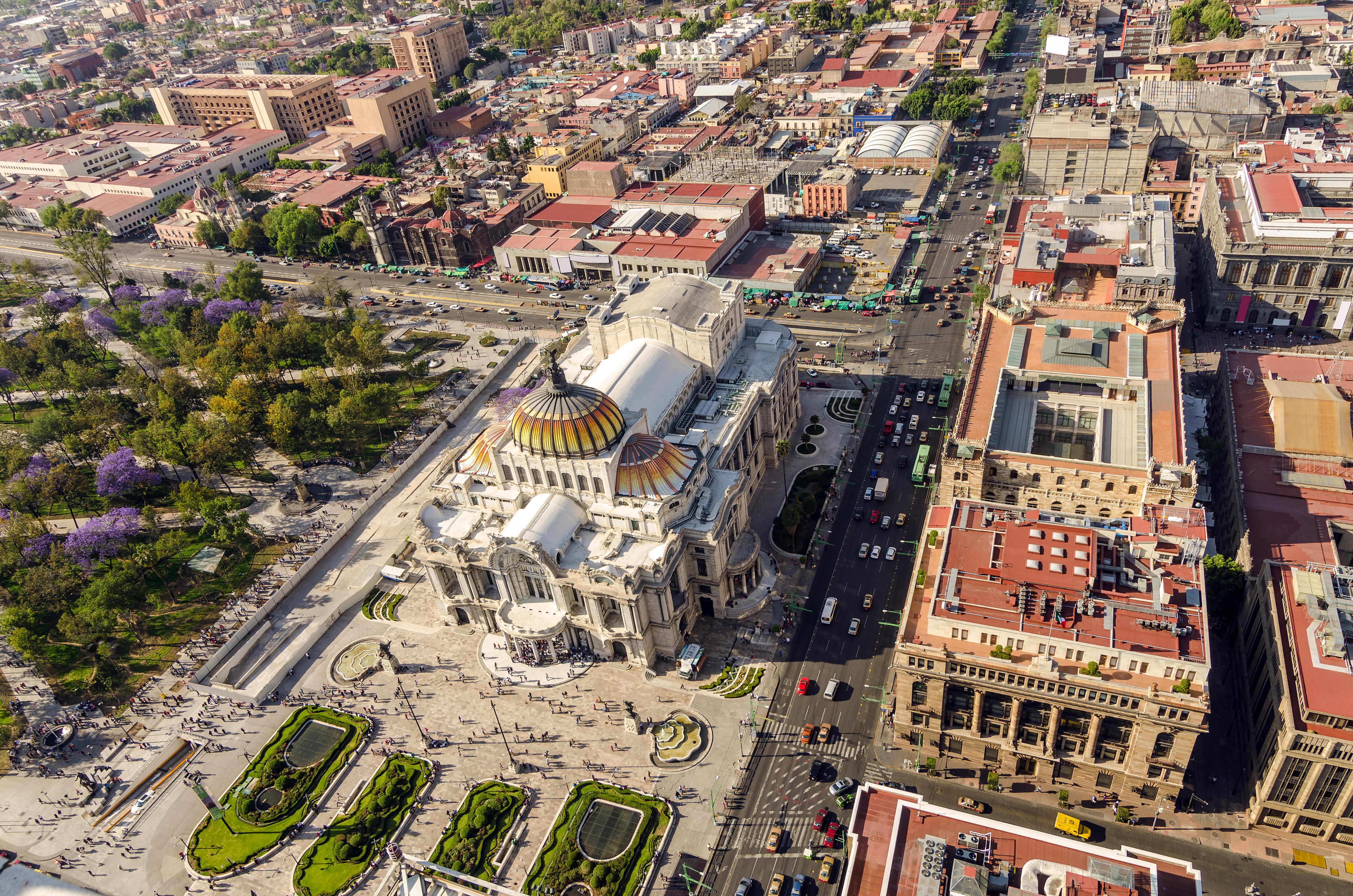 México Bellas Artes
