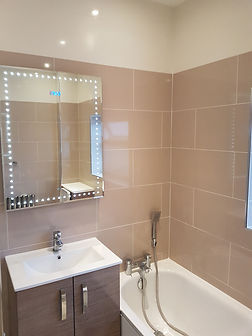 Bathroom Renovation (Click Image)