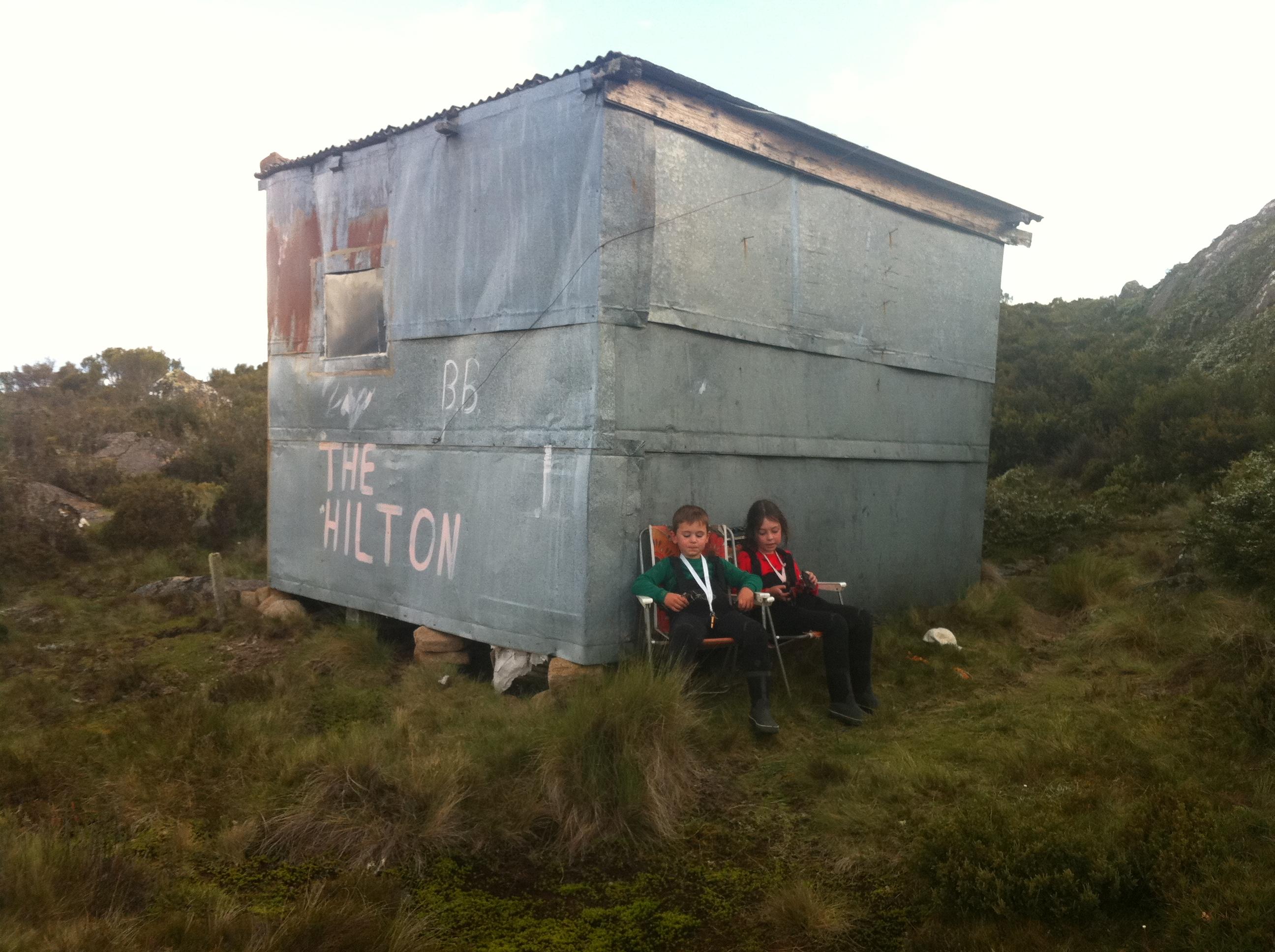 Lake Flora Hut