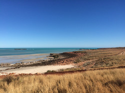 Pilbara coast, WA