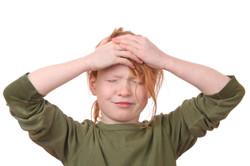 Headaches & tummy pain