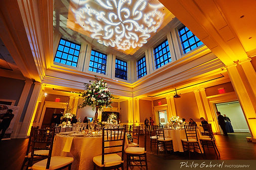 Museum Weddings Philadelphia