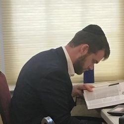 Rabbi Moshe Orgel