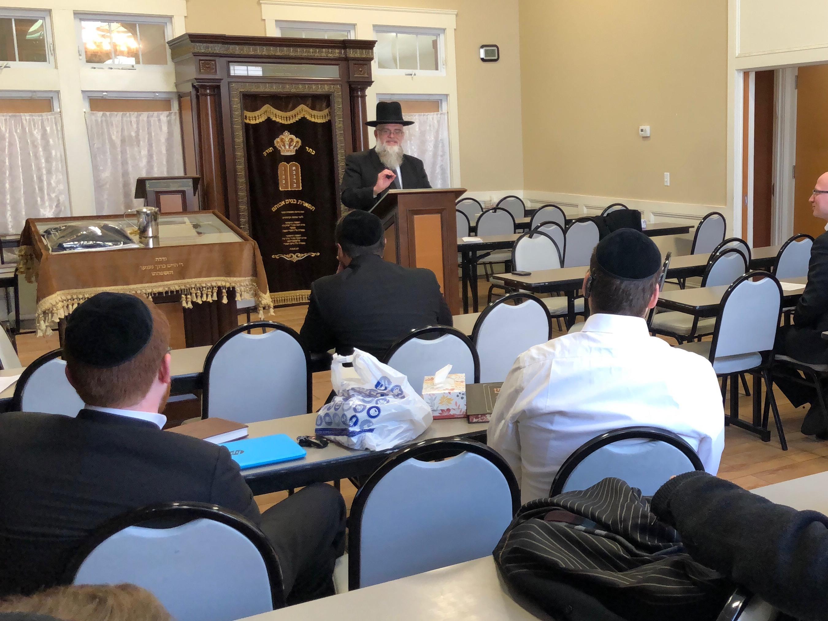 Rabbi Plotnik
